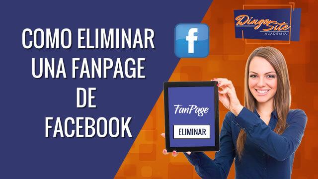 22 Como Eliminar una FanPage de Facebook