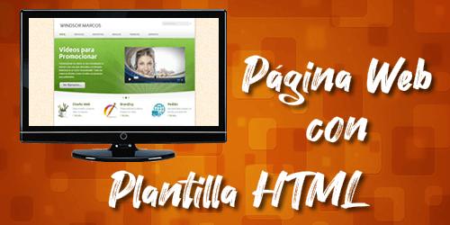 Plantillas HTML